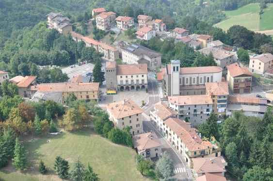 Castel d'Aiano Bologna Emilia Romagna
