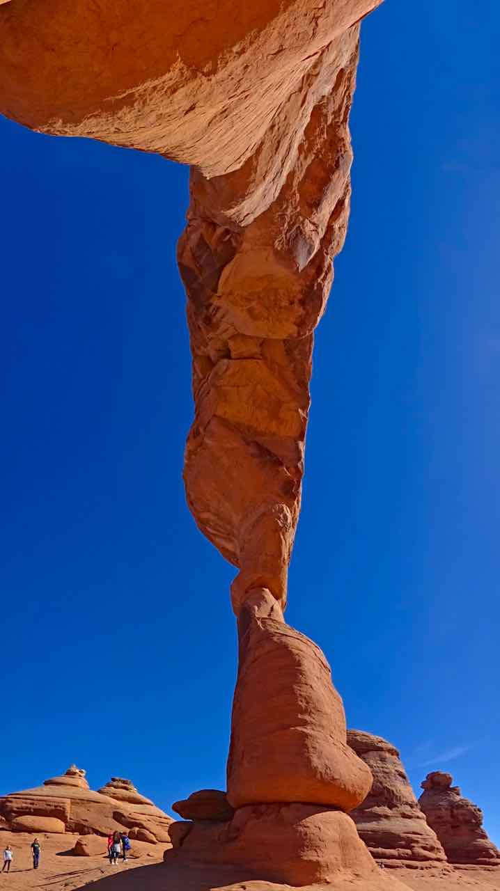 Arches National Park - Moab - Utah - di Claudio Leoni