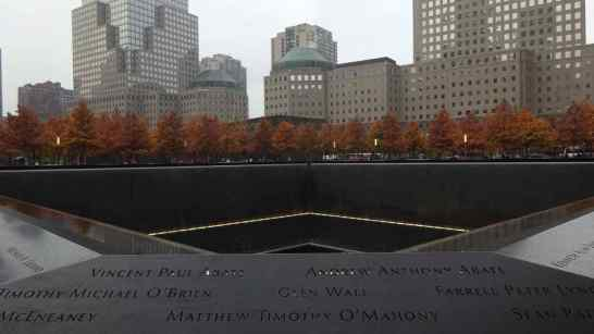 New York - 911 Memorial - Manhattan - di Claudio Leoni