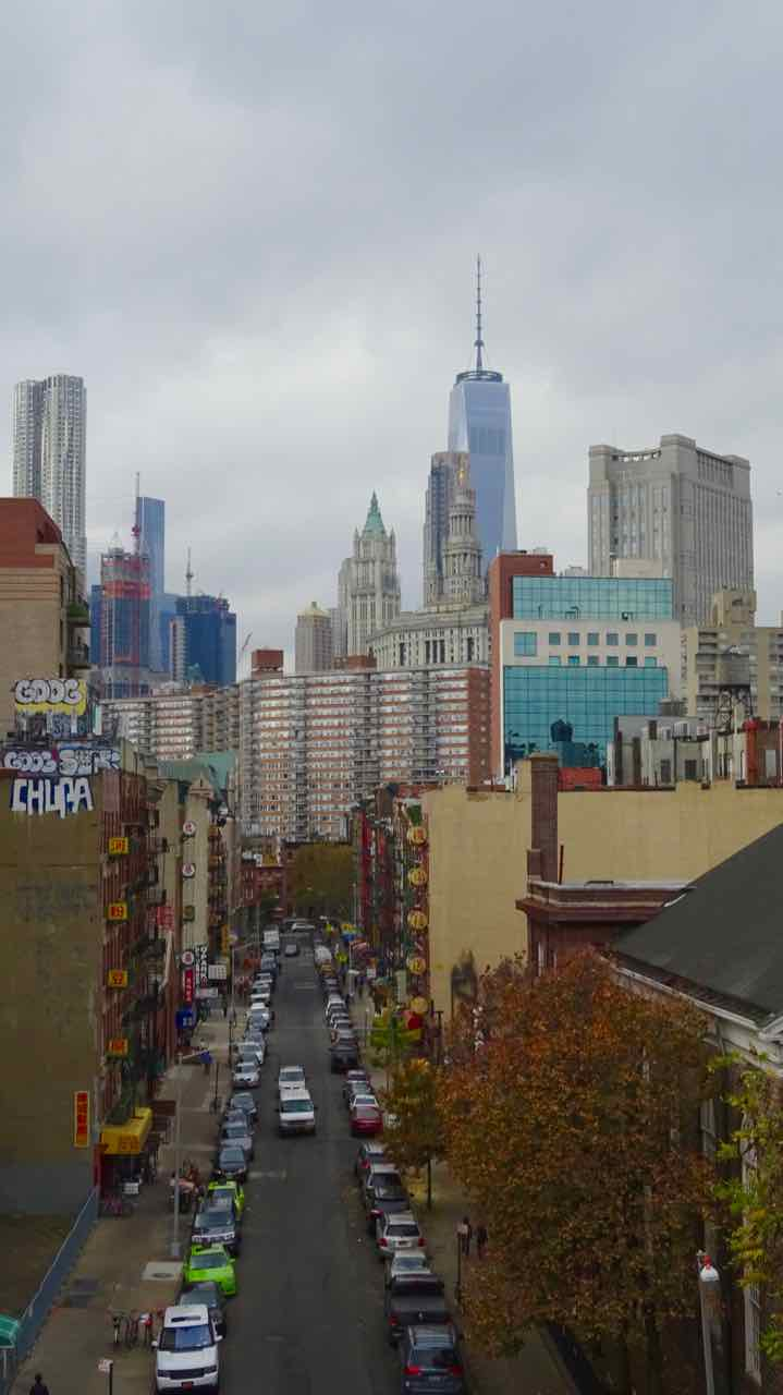 New York - Chelsea - Manhattan - di Claudio Leoni
