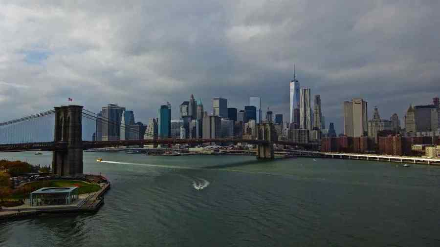 New York - Manhattan - di Claudio Leoni