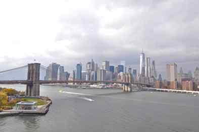 New York - Brooklyn Bridge - di Claudio Leoni