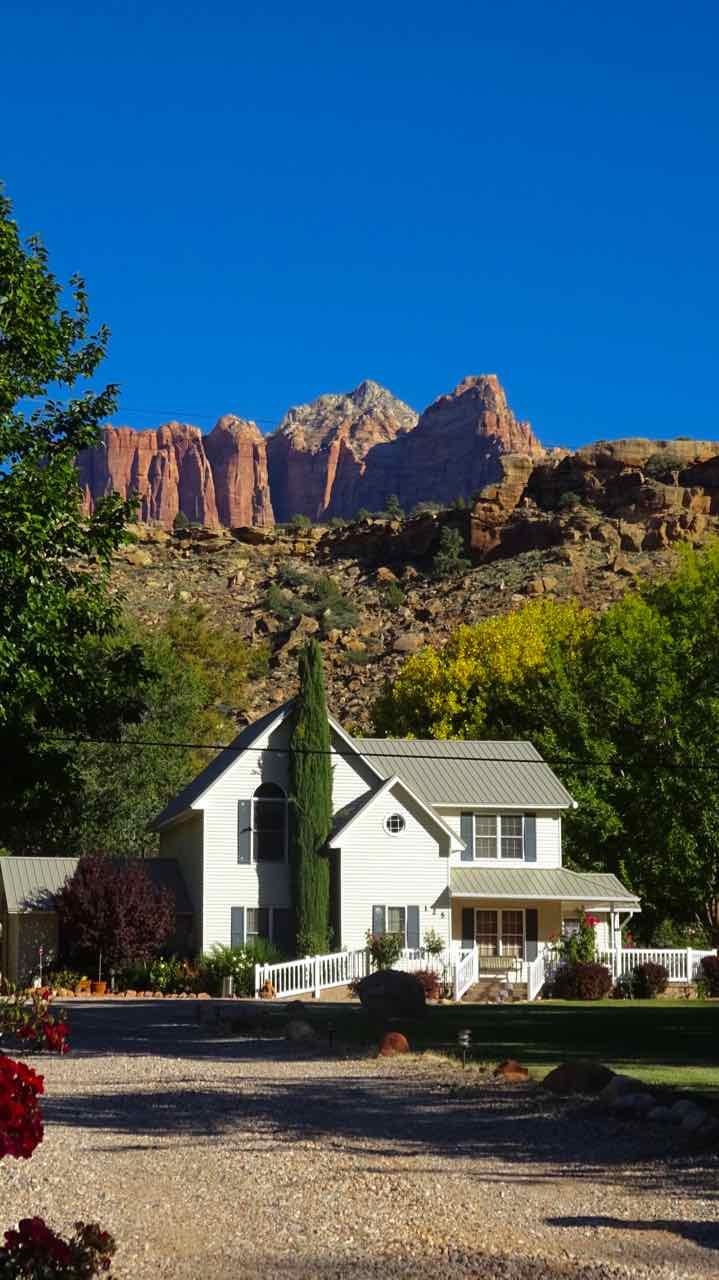 Springdale - Utah - di Claudio Leoni