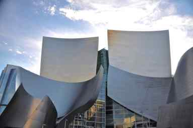 Walt Disney Concert Hall - Los Angeles - California - di Claudio Leoni