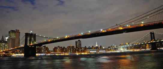 New York - Brooklyn Bridge - di Claudio Leoni