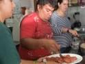 Joseph Jack frying