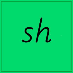 sh - sounds