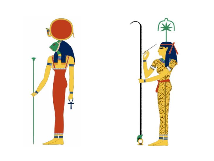 Egyptian Gods information and images