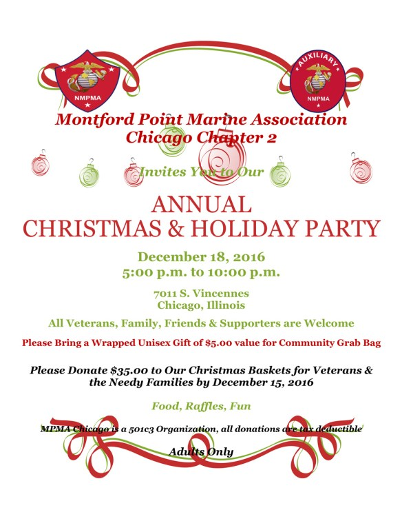 2016 Montford Point Marine Association Chicago Chapter 2 ...