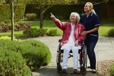 Caring for the Elderly at Home | Montgomery Health
