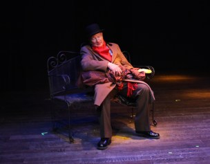 Watson asleep at the wheel - Dr Watson (Paul Noga)