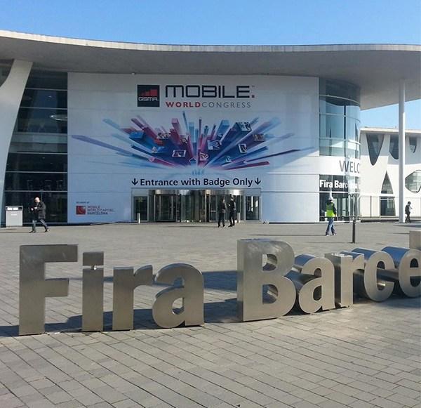 moobilux für Euch auf dem Mobile World Congress 2016
