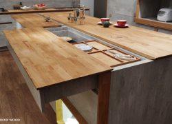 【系統櫃】清水模廚房系列