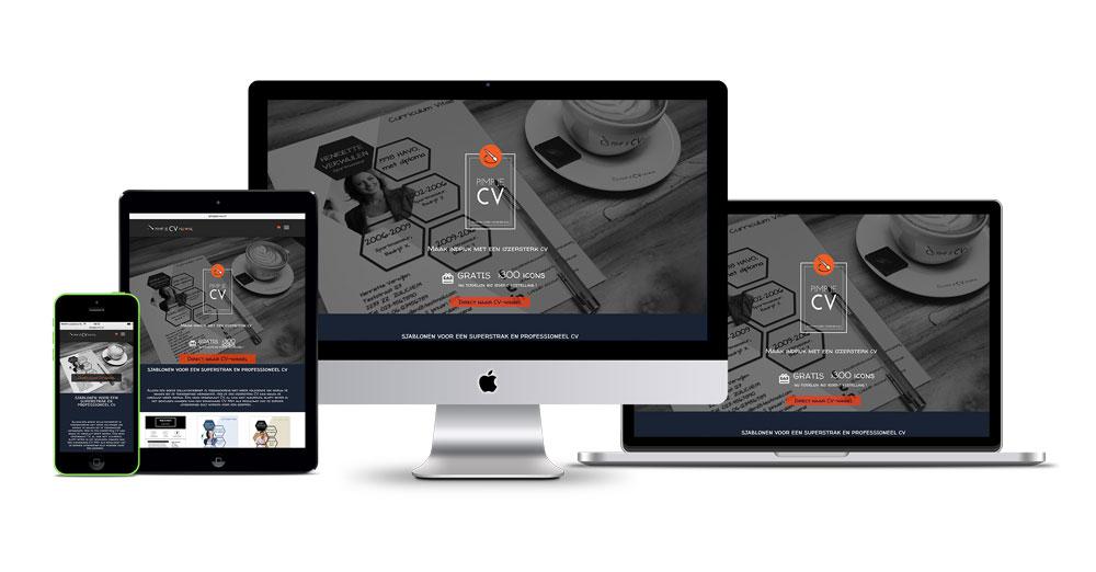 Webdesign Mooi-Dees.nl