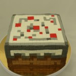 minecraft taart blokjes
