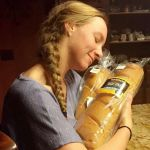 rachel and bread