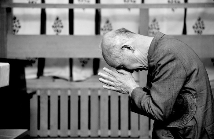 Shintō_prayer
