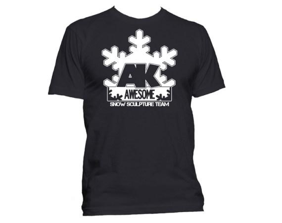 AK Awesome T-shirt