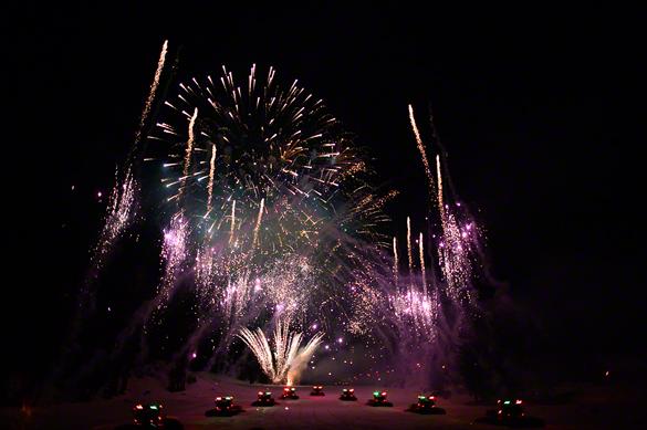 Nigh of Light Fireworks