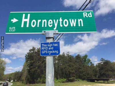 Horneytown Rd.