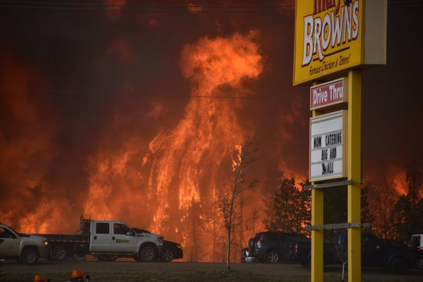 Legit ways to help the people in Fort Mac
