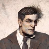 Retratos de villanos de Batman de los años 30's