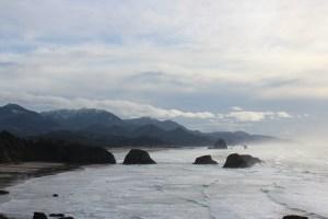 Views of the Oregon Coast. Photo by Jessica Hall