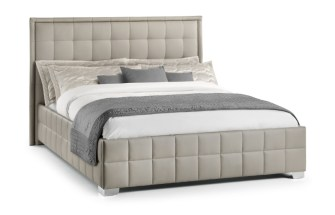 Knightsbridge taupe bed - More Than Beds, Bangor