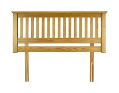 Barcelona pine headboard - More Than Beds, Bangor