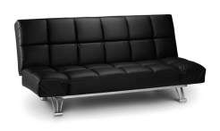 Manhattan sofa bed - black - More Than Beds, Bangor