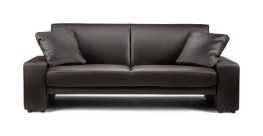 Supra sofa - brown - More Than Beds, Bangor