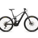 Orbea WILD FS H25, GR. L, graphite-schwarz E-Mountainbike