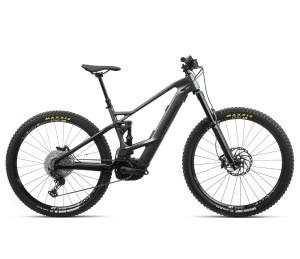 Orbea WILD FS M20, Gr. L, graphite-schwarz mit XT, E-Mountainbike