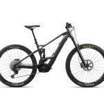 Orbea WILD_FS_M10, GR. L graphite-schwarz mit XT E-Mountainbike