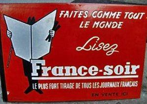 France Soir, le premier journal 100% web, a tenté de reprendre le souffle de son histoire