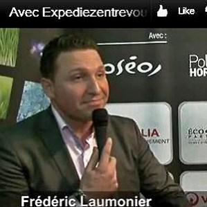 expédiezentrevous.com :  il fallait oser, Frédéric Laumonier l'a fait !