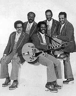 The Dixie Hummingbirds: Beachy Thompson / Ira Tucker / Howard Caroll / James Davis / James Walker