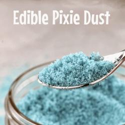 Edible Pixie Dust