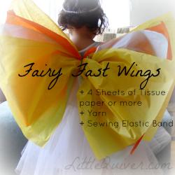 Fairy Fast Wings
