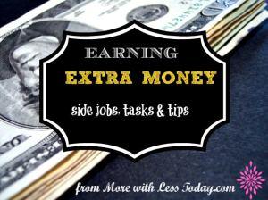 earning extra money 3-15