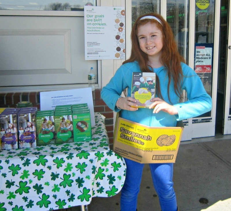 jamie in girl scouts