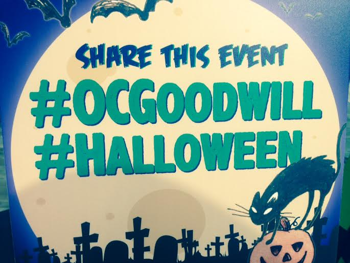 #ocgoodwill halloween