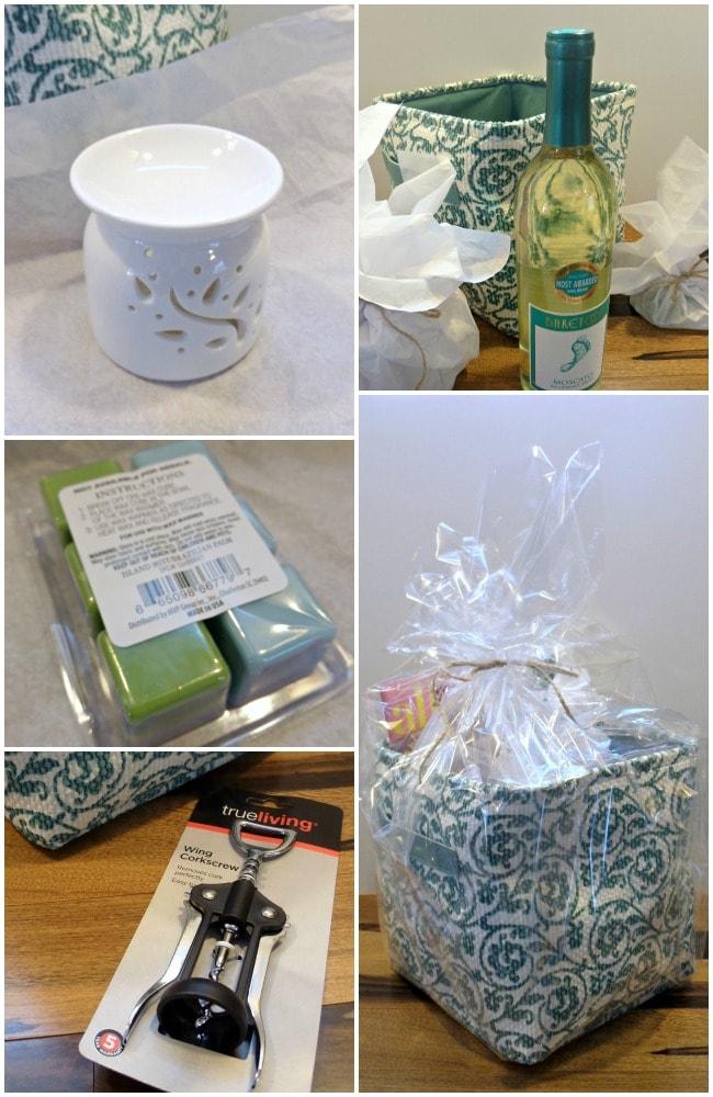 Dollar General Gift Basket