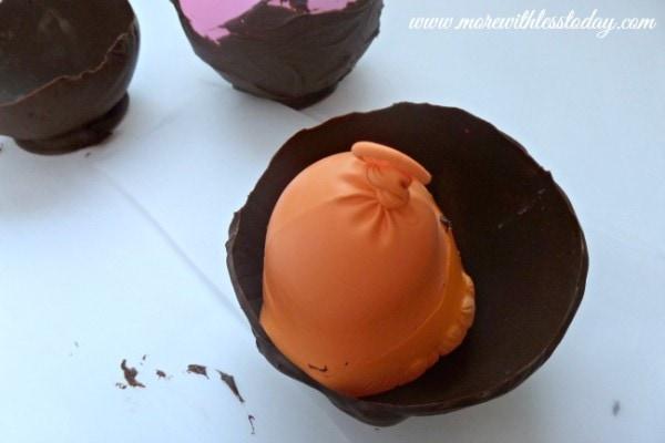 Chocolate Dessert Bowls