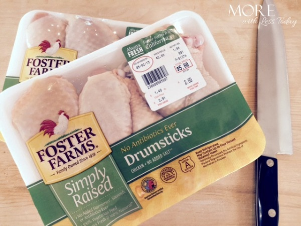 Foster Farms Simply Raised