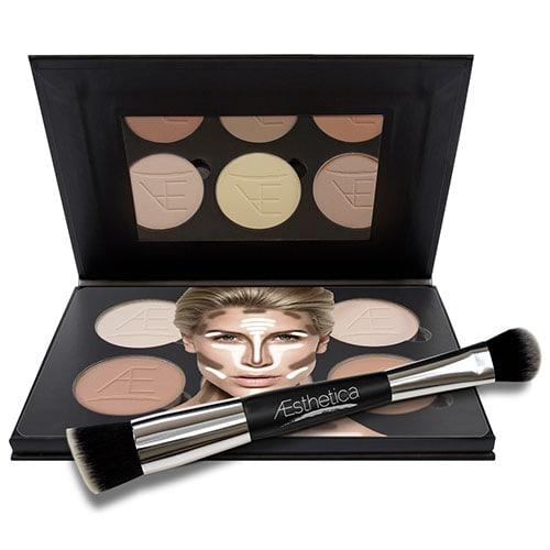makeup contour kit seen on E!