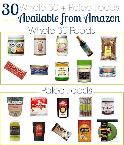 Whole30 food you can buy on Amazon.com, Paleo food you can purchase on Amazon.com, best prices Whole30 food, home delivery paleo food, Whole30 food online