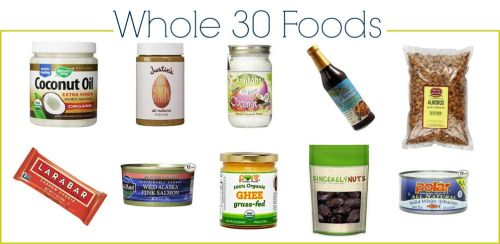 whole 30 foods from amazon