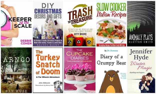 10 Free Kindle Books 11-25-15