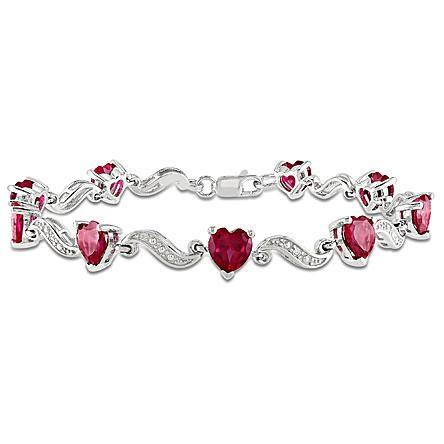 ruby bracelet todays hot deals